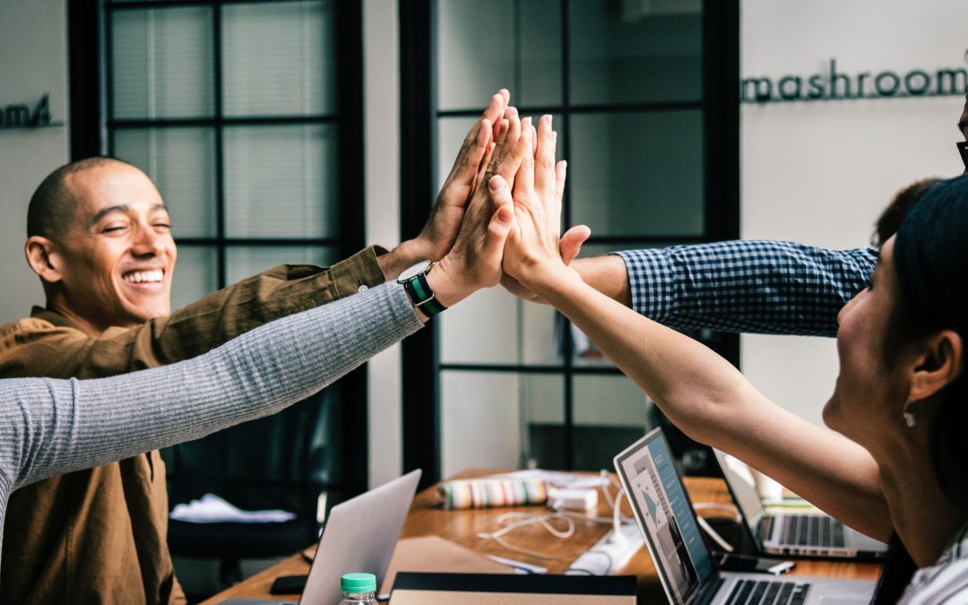 Say Yes to Trust and Building Thriving Teams!